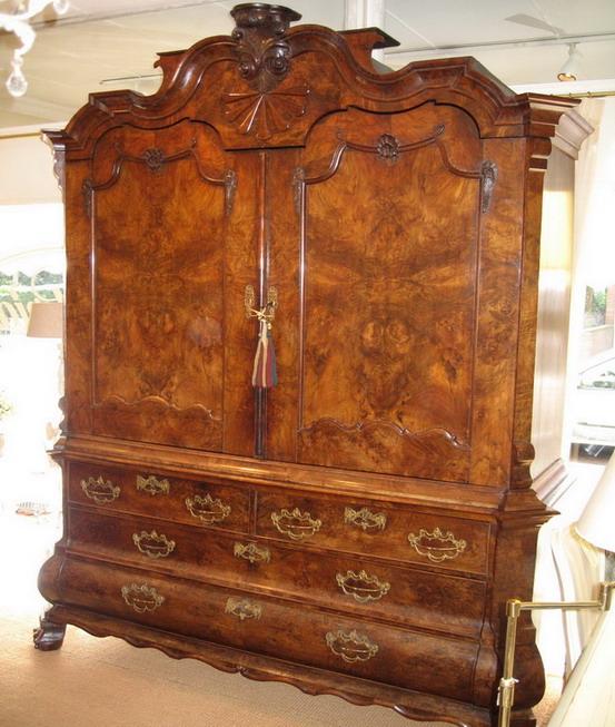 Aankoop meubels slaapkamer eetkamer louis XV LUSTER SPIEGEL INBOEDEL ...